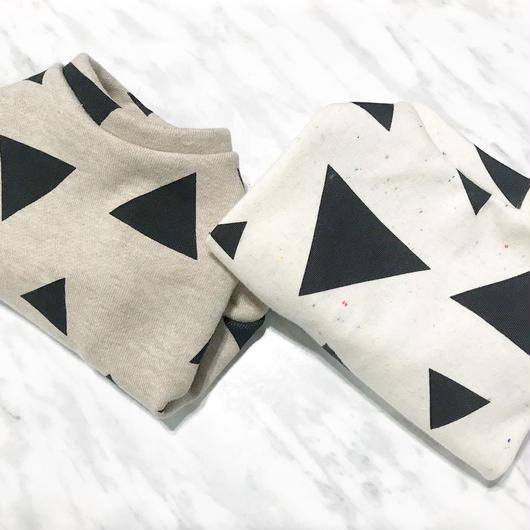 ORIGINAL  triangle tops ♣︎ mulch