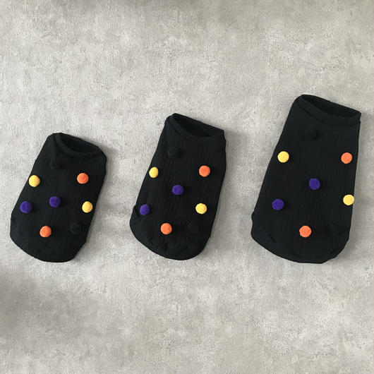 ORIGINAL ponpon knit. [ halloween  L , XL , HPS   HPM , HPL ]