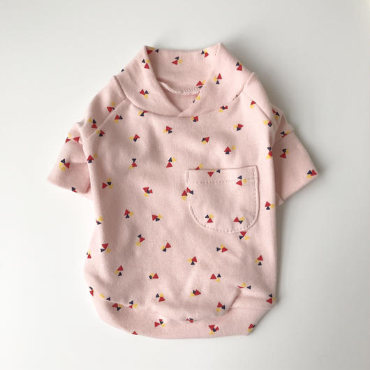 triangle tops . [ pink ]