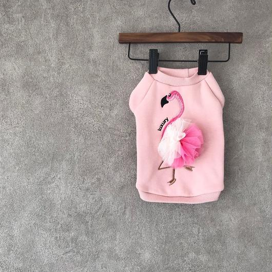 flamingo sweat .