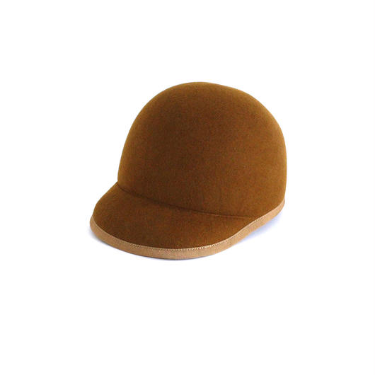 Arched Cap (Brown)