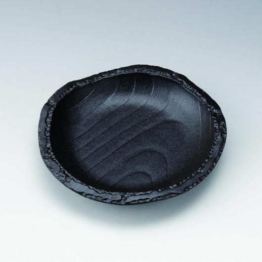 炭化土 丸皿 98-493-06