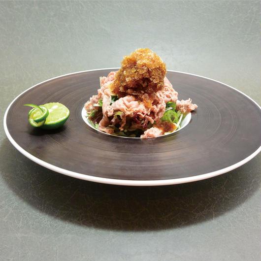 ブラウン スープ皿 98-504-04