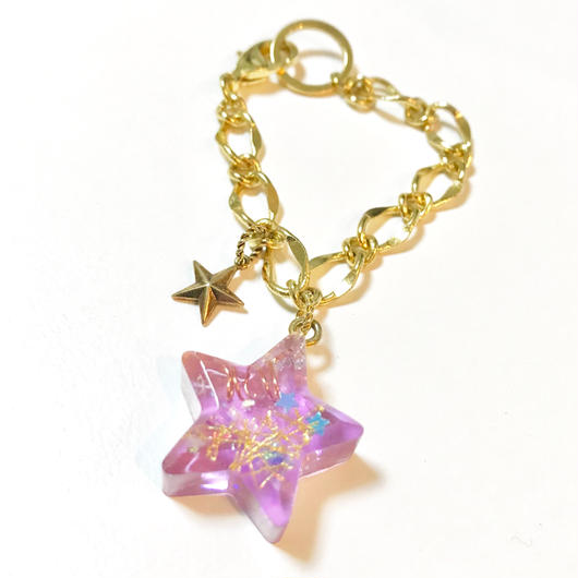 【願いを叶える!】2018年のカラー星型オルゴナイトバッグチャーム