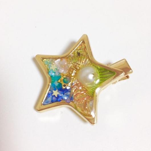 星形オルゴナイト