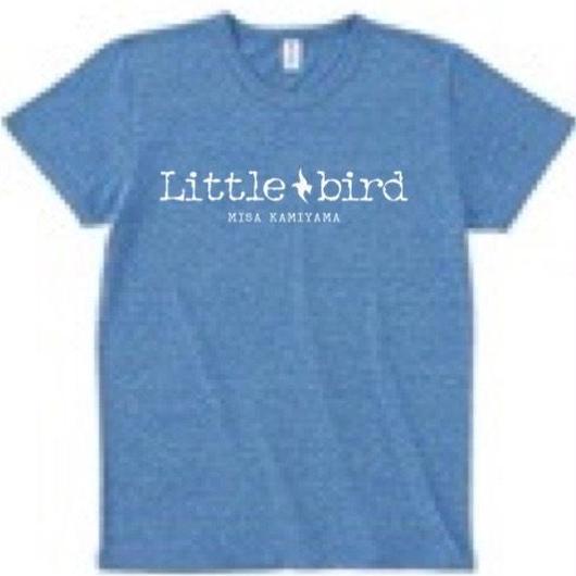 リルバTシャツ新色❤︎ ヘザーブルー