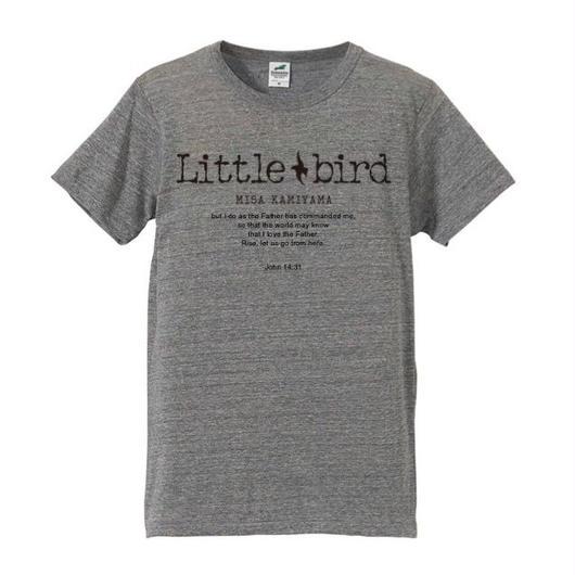 リルバTシャツ ヘザーグレー