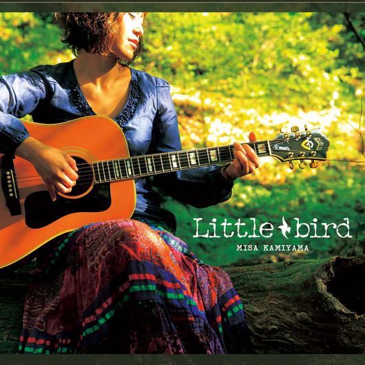 オリジナルフルアルバム「Little bird」絶賛発売中!!