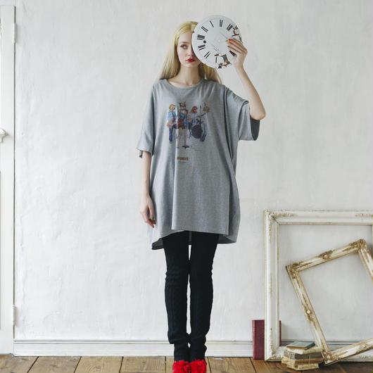bedsidedrama BREMENS BIGポケットTシャツ