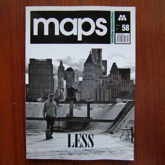 maps VOL.58 2012 Nov