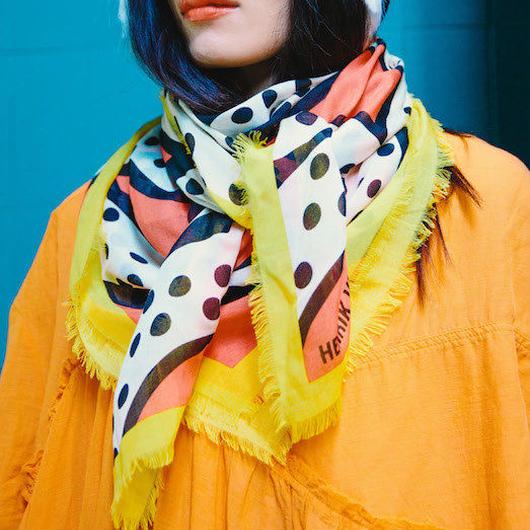 RHIZO スカーフ