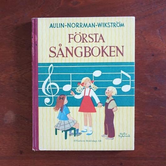 スウェーデン「FORSTA SANGBOKEN」