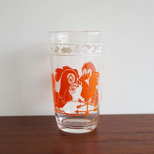 クラフト社 スワンキーグラス オレンジ