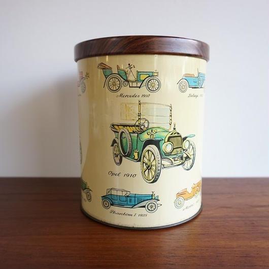 ドイツ ビンテージ缶 車 ee-015