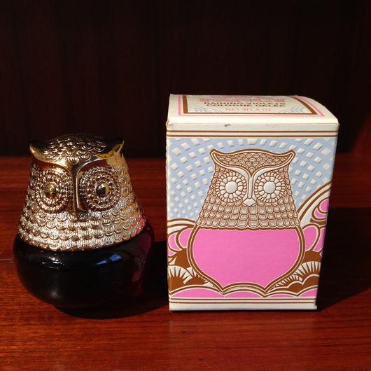 AVON ふくろうボトル OWL FANCY AVON-009