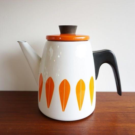 Cathrineholm Lotus コーヒーポット オレンジ ch-004