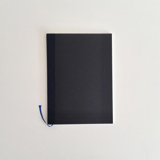 倉敷意匠 糸綴じノートブック ブラック