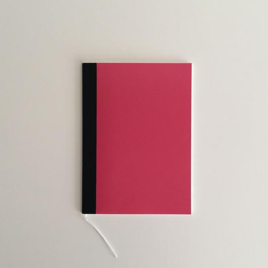 倉敷意匠 糸綴じノートブック ピンク