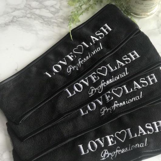 ターバン  おでこ用  LASH♡LASH