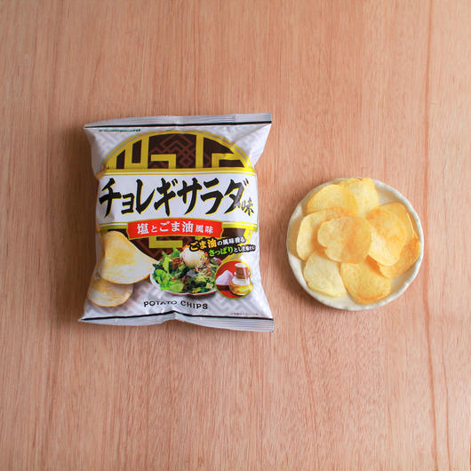 ポテトチップス チョレギサラダ味