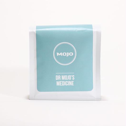 【定期便】Dr. Mojo's Medicine ドクター モジョ メディスン 200g (Whole Beans 豆, Grind 粉)