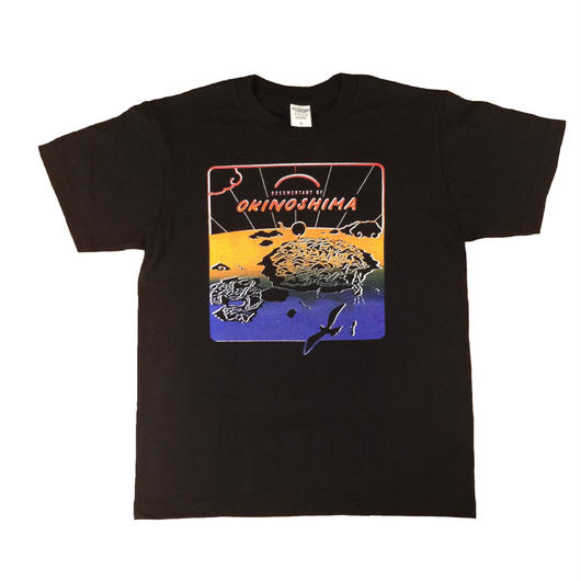 OKINOSHIMA Tシャツ 黒