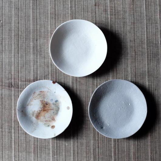 福森 泉 豆皿・小3枚セット(現品写真)