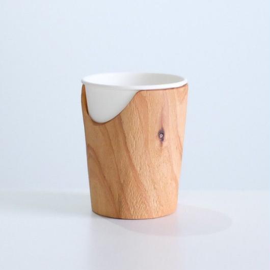 FUQUGI 木製カップホルダー (実物写真) 14