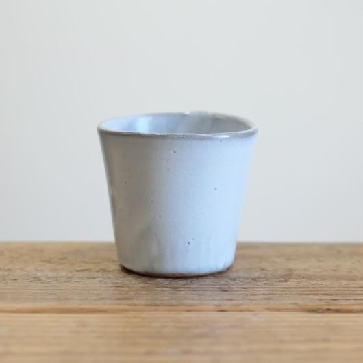 teto ceramics ちいさな湯飲み(白透明釉)