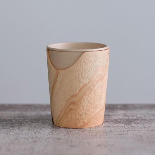 FUQUGI 木製カップホルダー(実物写真) 2