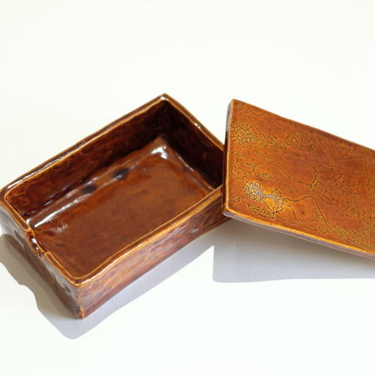 mouhitoaji  バターケース (現品写真)