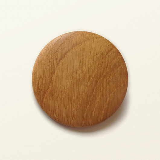 Broach L OAK (mt1006L_OAK)