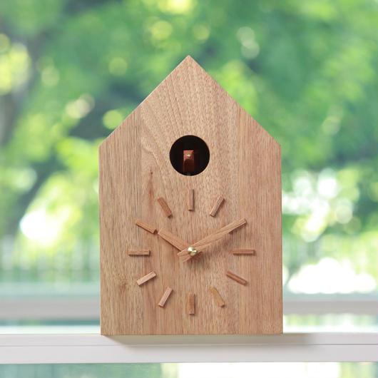 鳩時計 クルミ (mt0902)
