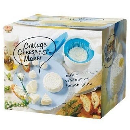 簡単 カッテージ チーズ メーカー