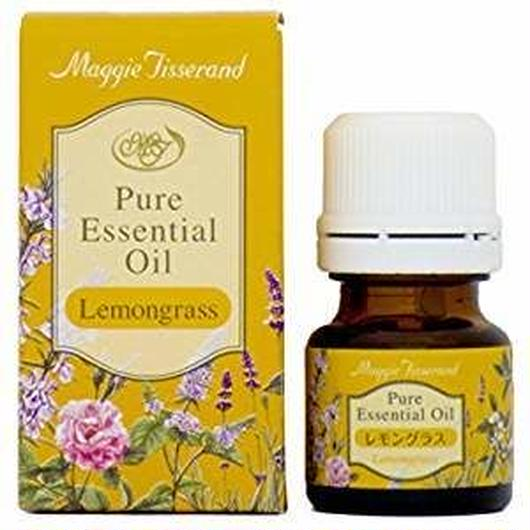 マギーティスランド エッセンシャルオイル レモングラス6ml