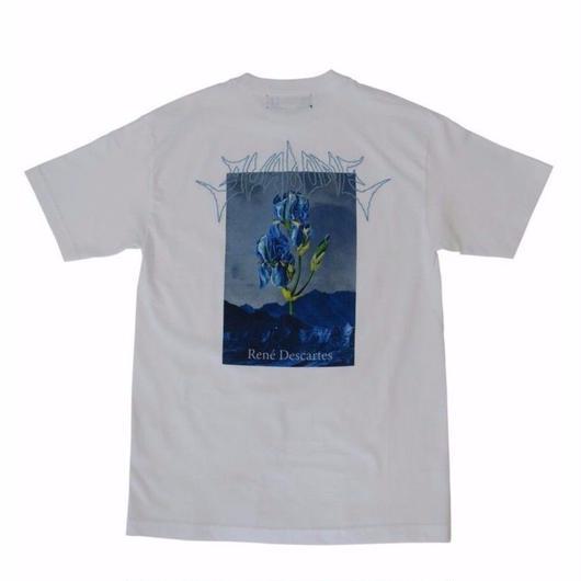 ST02  DUALISM T-SHIRT /  WHITE