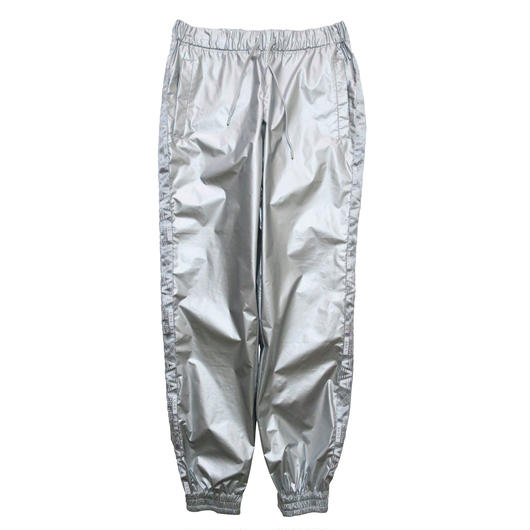 ARMES×AVALONE  NYLON TRACK PANTS  SILVER