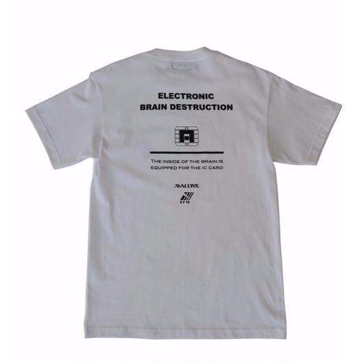 A-18-19-ICT-SP    EBD IC TIP SHORT SLEEVE TEE  / WHITE