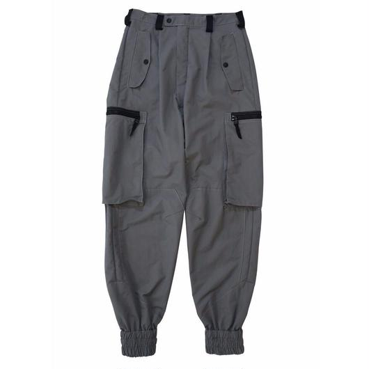 CM-SYD TROUSERS-02 / GRAY