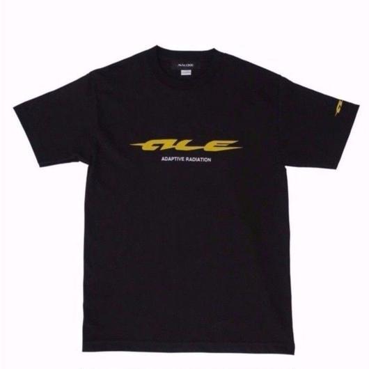 ST01   ALE  T-SHIRT / BLACK