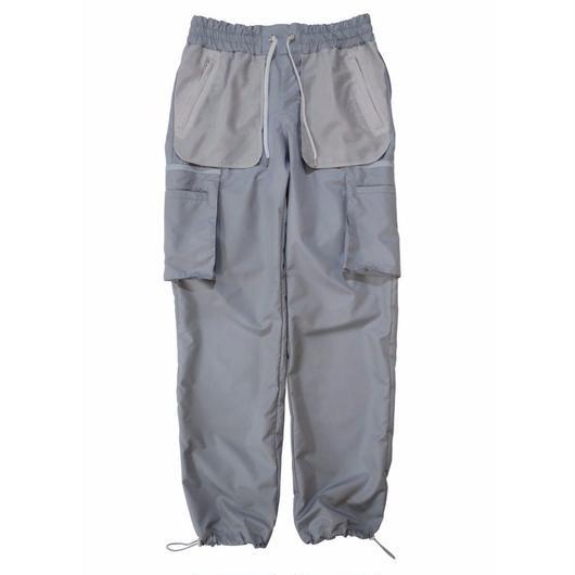 TECH MESH 6POCKET PANTS / GRAY
