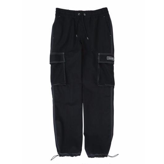 C/P TECH 6POCKET  PANTS / BLACK