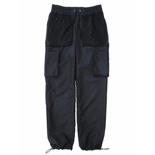 TECH MESH 6POCKET PANTS / BLACK