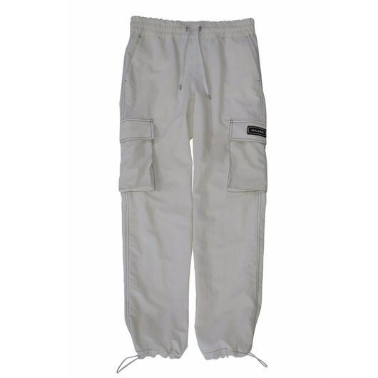 C/P TECH 6POCKET PANTS / WHITE