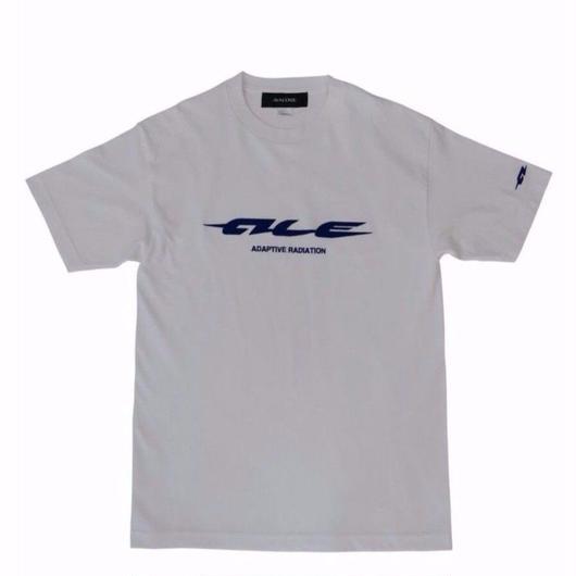 ST01   ALE  T-SHIRT / WHITE