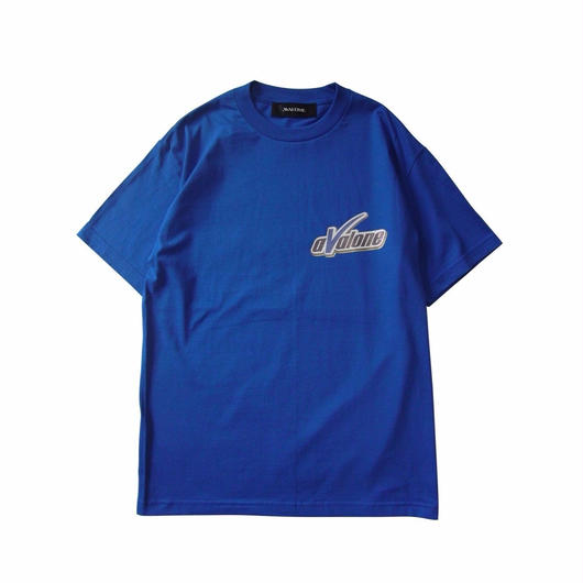 AVALONE LOGO SHORT SLEEVE TEE / BLUE