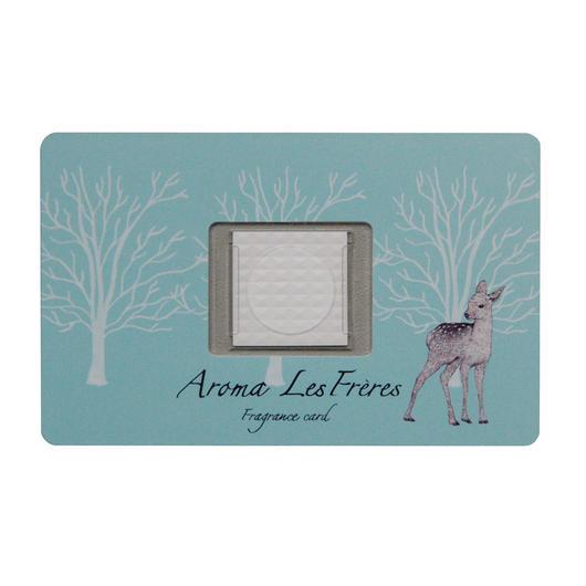 アロマレフレール 雪原の子鹿