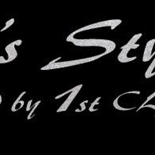 M'sStyle × 1stCLASSコラボステッカー
