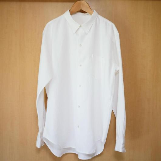 【Men's】エシカルヘンプホワイトシャツ
