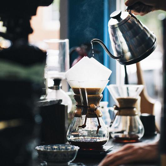 4月27日 ハンドドリップ & コーヒー基礎知識講座 @TheCAFE町田